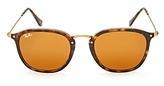 Ray-Ban Icons Square Sunglasses, 50mm