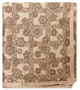 Ann Gish Embroidered Lace Sham