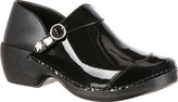 Women's 4EurSole Patent Leather Clog RKH048