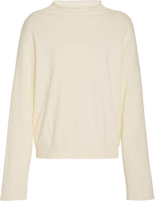 Lanston Draped Turtleneck Pullover