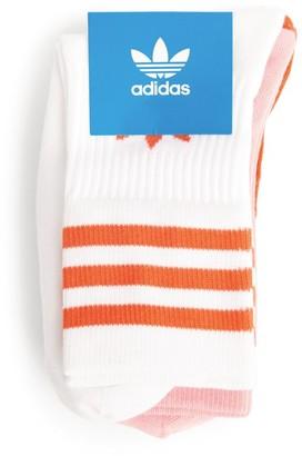 adidas Midcut Trefoil Socks