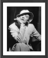 William Stafford Marlene Dietrich Art