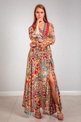 Inoa - Luxe Silk Robe Aleppo - 0/small
