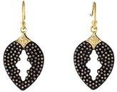 Armenta Diamond Old World Drop Earrings