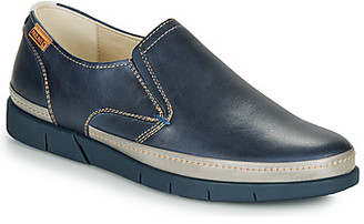 PIKOLINOS PALAMOS M0R men's Loafers / Casual Shoes in Blue