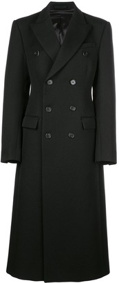 Wardrobe NYC x The Woolmark Company Release 05 double-breasted coat