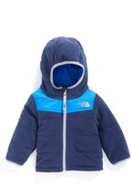 The North Face Infant Boy's True Or False Reversible Water Resistant Jacket