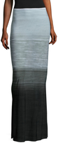 Norma Kamali Women's Obie Long Skirt