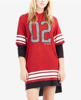 True Religion Sporty Hoodie Dress