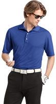 Izod Grid-Knit Golf Polo