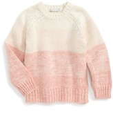 Stella McCartney Girl's Freddie Chunky Knit Sweater