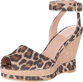 Stuart Weitzman Women's Waycoolmid Wedge Sandal