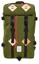 Topo Designs Men's Klettersack Backpack - Green