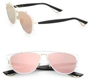 Christian Dior Technologic 57MM Pantos Sunglasses