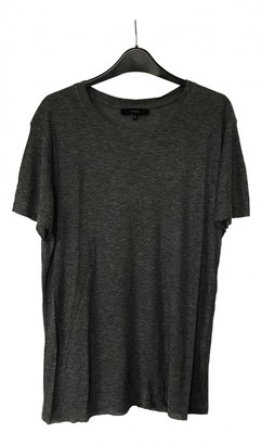 IRO Grey Linen T-shirts