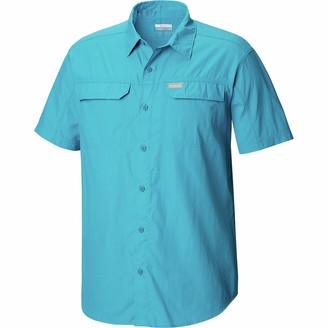Columbia Silver Ridge 2.0 Short-Sleeve Shirt - Men's