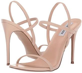Steve Madden Gabriella Heeled Sandal (Black) High Heels