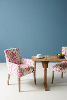 Anthropologie Purcella-Printed Abner Armchair