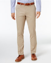 Michael Kors Men's Slim-Fit Stretch Chinos