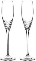 Wedgwood Sequin Flute Pair