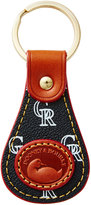 Dooney & Bourke MLB Rockies Keyfob