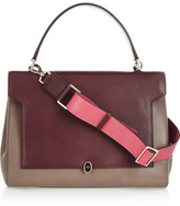 Anya Hindmarch Bathurst two-tone leather tote