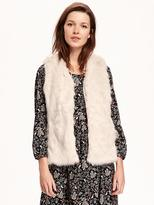 Old Navy Faux-Fur Vest for Women