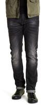 """Buffalo David Bitton Max Super Skinny Jeans - 30-32\"""" Inseam"""