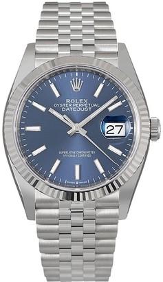 Rolex 2020 unworn Oyster Perpetual Datejust 36mm