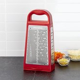 Crate & Barrel Microplane 5-Blade Box Grater