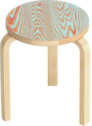Artek 60 Round-Seat Stool