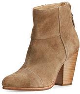 Rag & Bone Classic Newbury Suede Ankle Boot, Camel