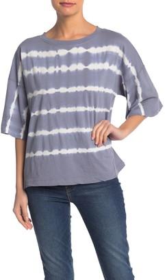 Mustard Seed Tie Dye Boxy T-Shirt