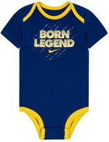 "Nike Baby Boy Born Legend"" Bodysuit"