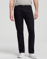 Paige Federal Slim Fit in Black Reflect