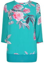 Joules Leah Floral Top