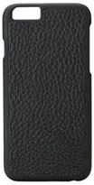 GiGi New York Personalized Pebble Grain Leather IPhone Case