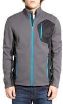 Spyder Lightweight Colorblocked Zip-Up Jacket