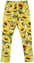 Molo Niki Sunflowers Leggings