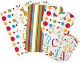 Trend Lab Dr. Seuss ABC Burp Cloth & Bib Wicker Basket 7-pc. Set