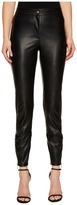 Just Cavalli Coated Skinny Pants Women's Casual Pants