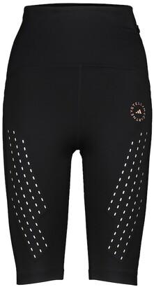 adidas by Stella McCartney Truepurpose high-rise biker shorts