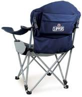 Picnic Time Los Angeles Clippers Reclining Camp Chair