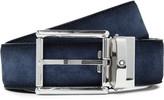 Montblanc - 3.5cm Suede Belt