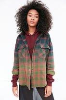 Ecote Mattie Flannel Shirt Jacket
