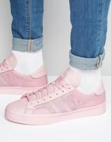 adidas Court Vantage Sneakers In Pink S76203