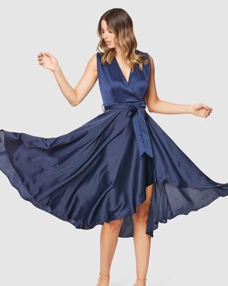 Pilgrim Forever Midi Dress