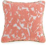 Jessica Simpson Marteen Floral-Embroidered Square Pillow