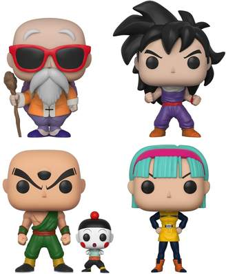 Dragon Ball Z Funko POP! Animation Series 4 Collectors Set