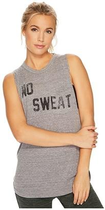 FP Movement No Sweat Tank Top (Black Combo) Women's Sleeveless